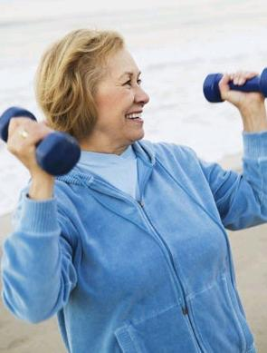 Good excersise for osteoporosis  fitness zone